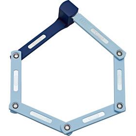 ABUS 5700/80 Faltschloss Core Blau